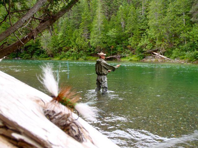 Last Weeks Fishing Report From Camp Bonaventure