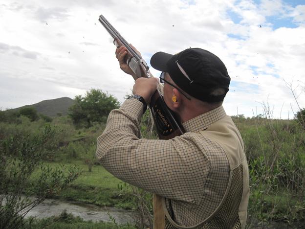 Argentina Wing Shooting November 2011