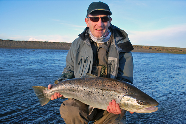 Las Buitreras fishing report