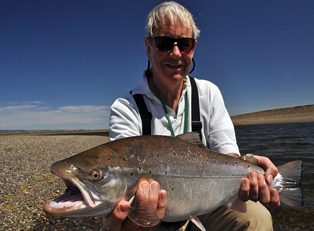 Fly fishing holidays Argentina