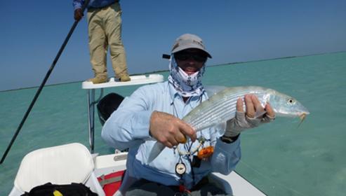 Bair's Lodge Fishing Report Feb