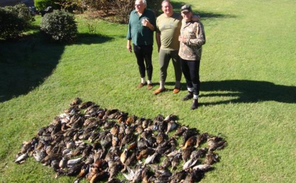 Jacana Duck Hunting Report