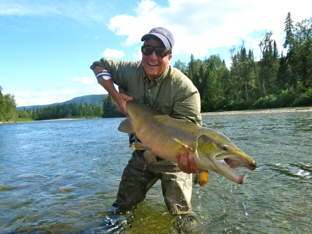 Camp Bonaventure Fishing Report September Hosted Salmon fishing in British Columbia