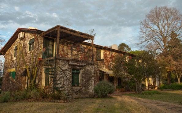 Our stunning lodge San Juan Mixed Bag Shooting Report