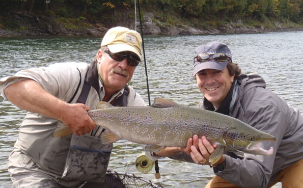 Atlantic Salmon Report Camp Bonaventure