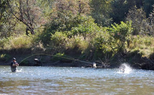 Deep Creek Lodge September and October Report