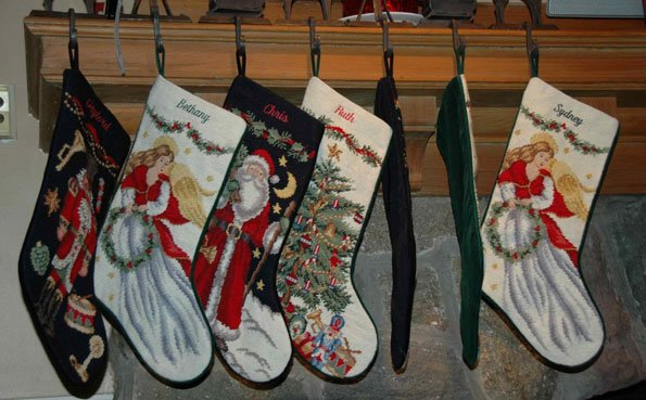 Christmas stockings with our Argentina shooting report