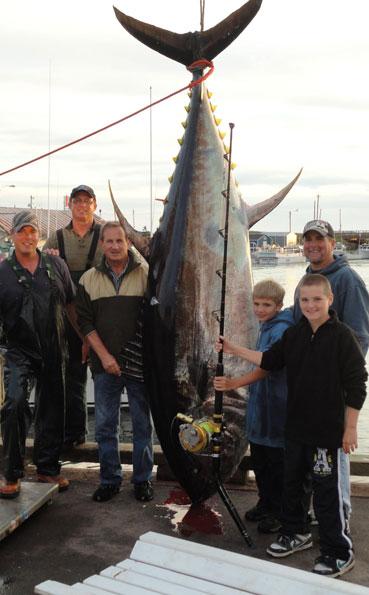 Huge Tuna New Bluefin Tuna Destination Report