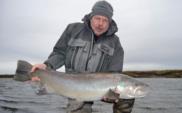 What An Impressive Sea Trout Caught In Argentina On A Sportquest Holidays Fishing Holiday