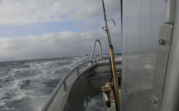 Lovely view over the barents sea Norway Fishing Report