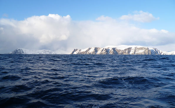 Norway fishing report of the seas around Soroya