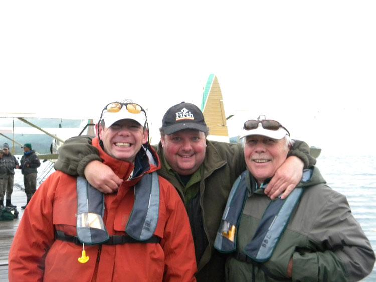 Alaska salmon fishing report