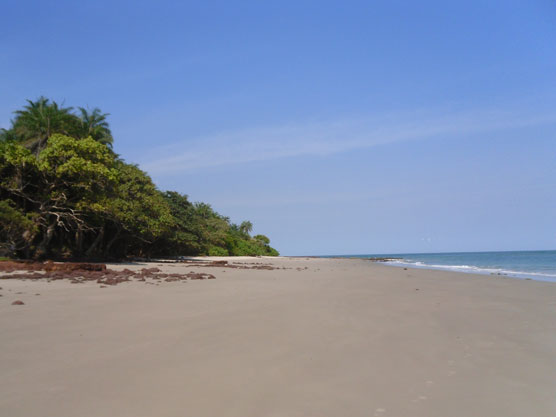 New Destination Guinea Bissau Report Of the deserted beaches