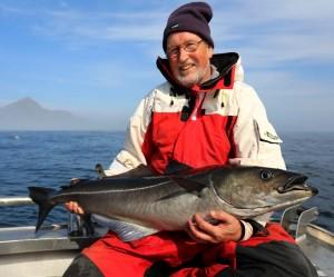 His biggest ever Coalfish Norway fishing report