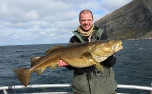 Cod and chips anyone Fishing Report Norway