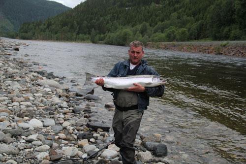Atlantic Salmon Winsnes Lodge