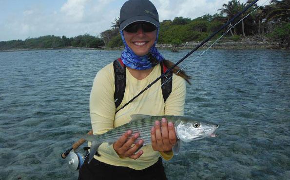 Turneffe Flats Belize Fishing Report
