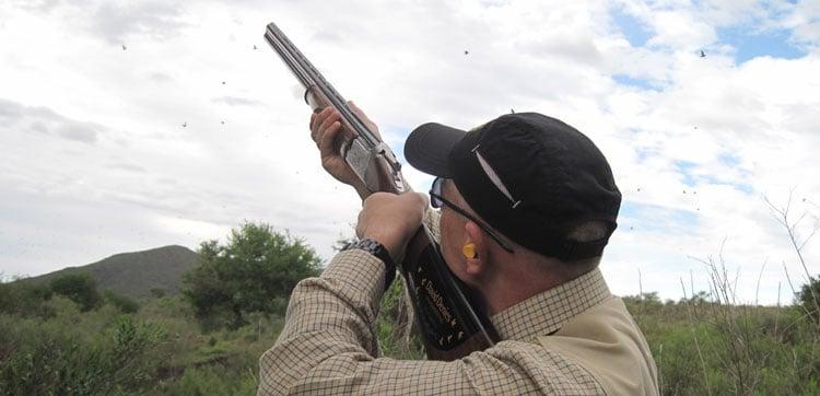 Argentina shooting report