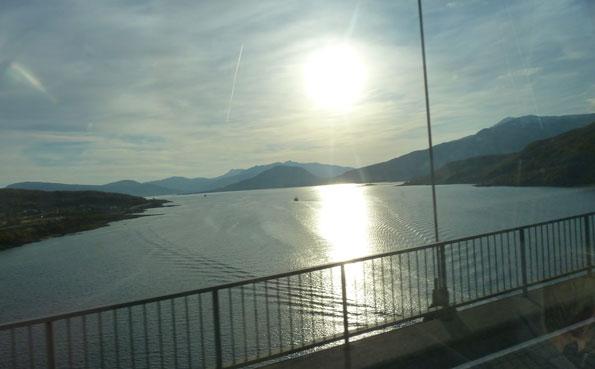 Fishing Report Norway of the midnight sun