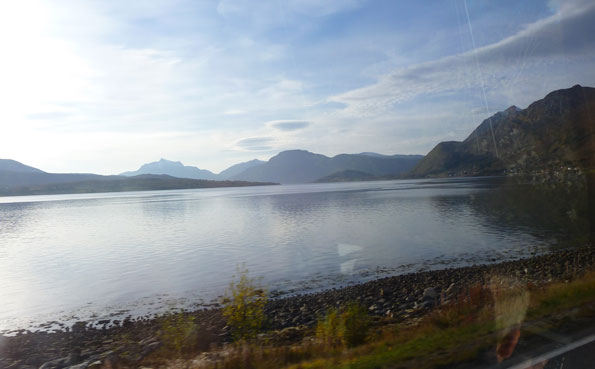 Fjords around Norway are stunning Fishing Report Norway