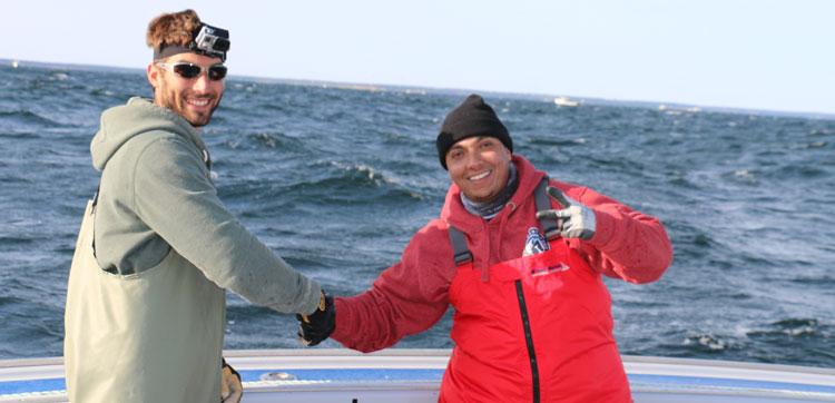Bluefin Tuna Fishing Report