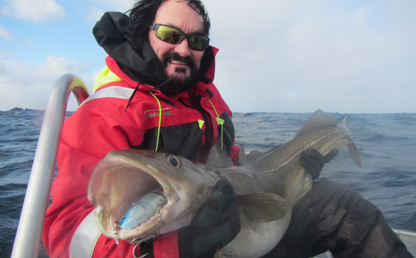 Monster Norway fishing report of lots of big Cod Soroya