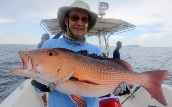 just another species in Fishing Report Andaman