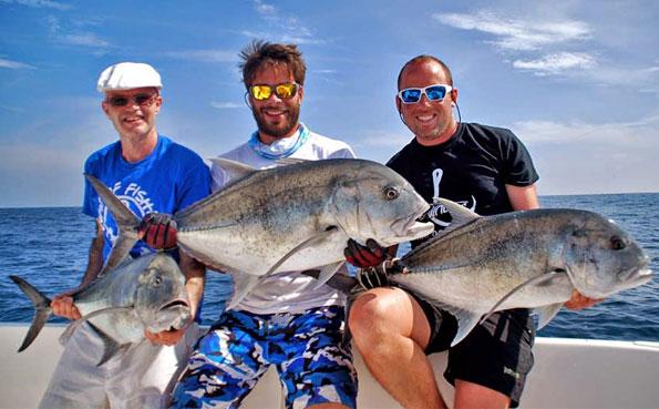 Triple hook up Sri Lanka Fishing Report