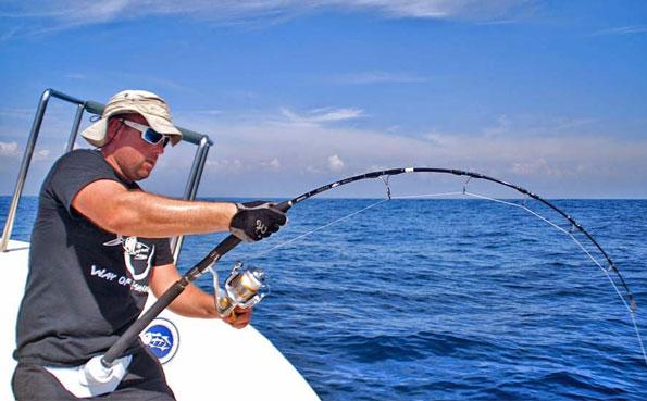 GT's fight hard and dirty Sri Lanka Fishing Report