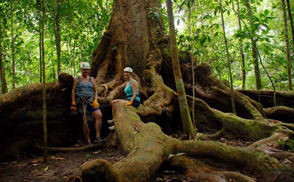 Jungle tours at the resort Costa Rica Fishing Report
