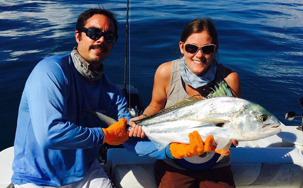 Costa Rica Fishing Report fun for all the family