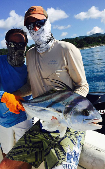 Amazing Rooster Fishing Costa Rica Fishing Report