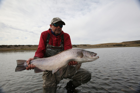 Sea Trout Fishing Argentina Fishing Report