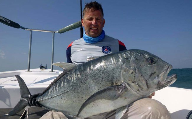 Wow what a GT Fishing Report Sri Lanka