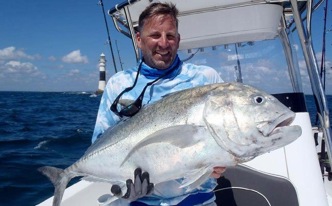 Fishing Report Sri Lanka of so many GT's