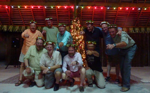 Hosted Christmas Island Part 3