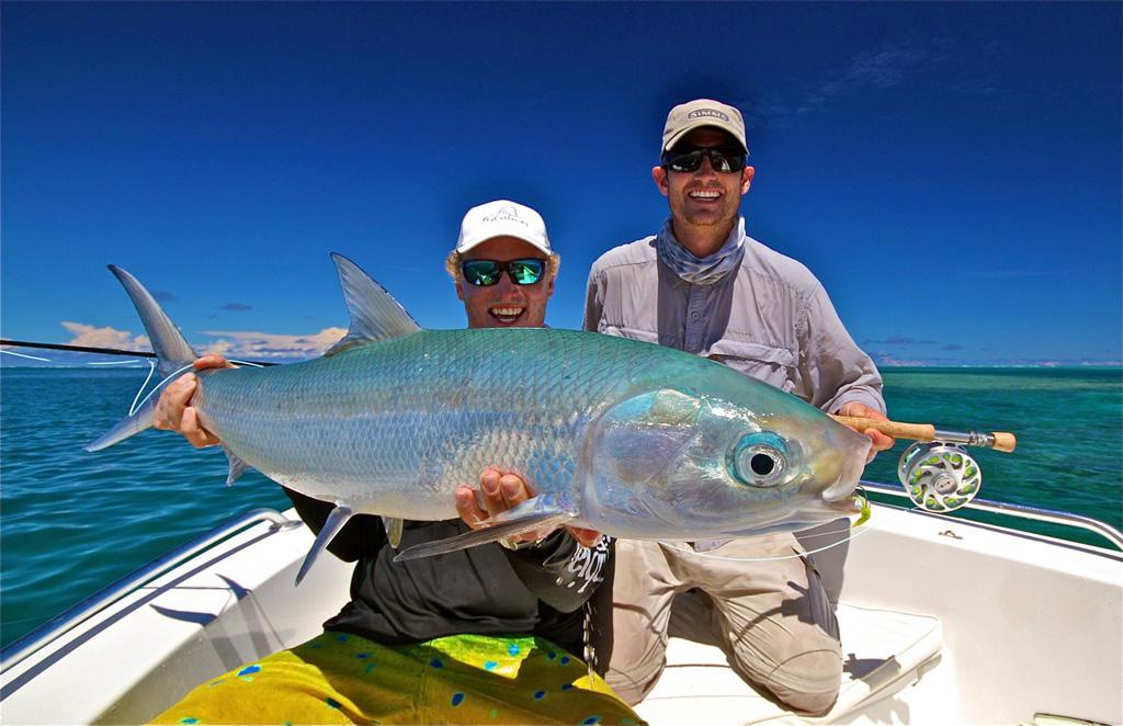 Fish Both Providence & Farquhar at a great discount