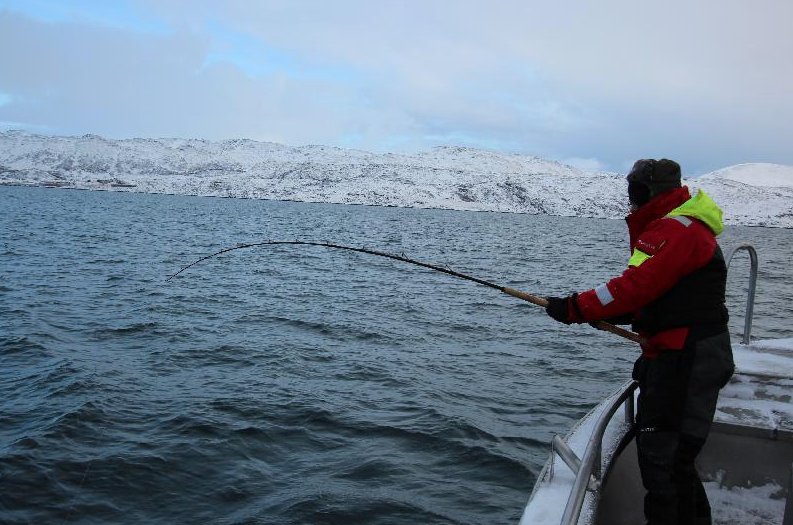 The fishing report norway was a great one