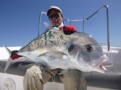 african pompano Sri Lanka Fishing Report