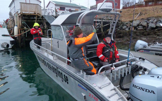 These are the best boats for Norway Fishing Report