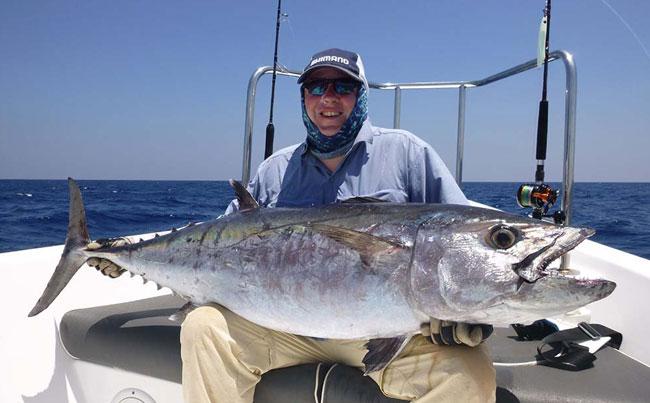 Monster Dogtooth Tuna Fishing Report Sri Lanka