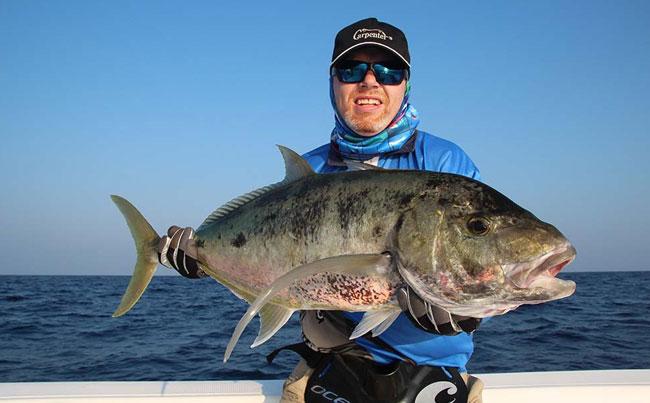 Fishing Report Sri Lanka Jacks