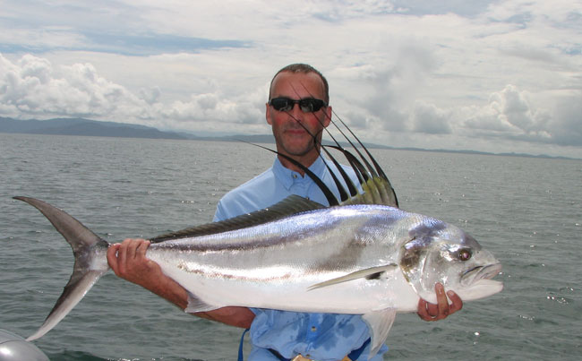 Yet another massive Rooster for this man Big Game Fishing Report