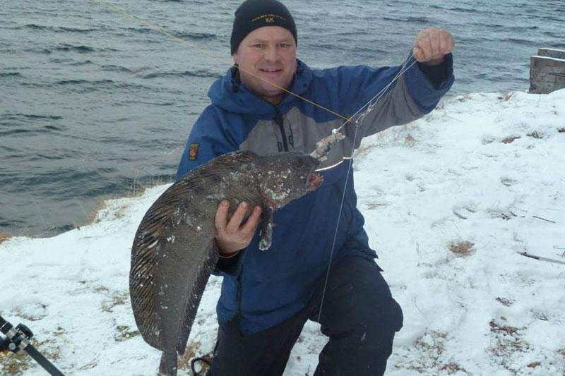 Brand new shore fishing report norway sportquest for North shore fishing report