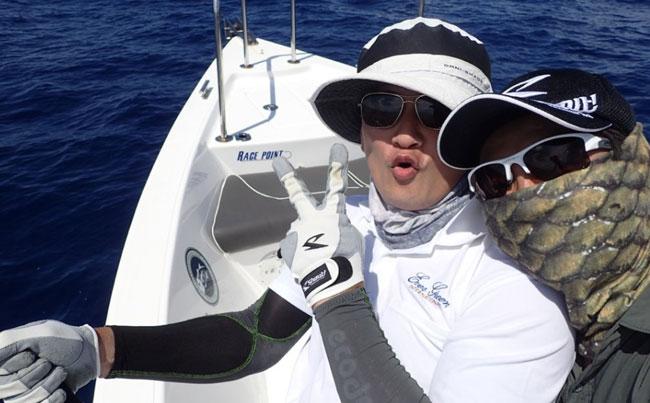 Friends fishing together SriLanka Fishing Report
