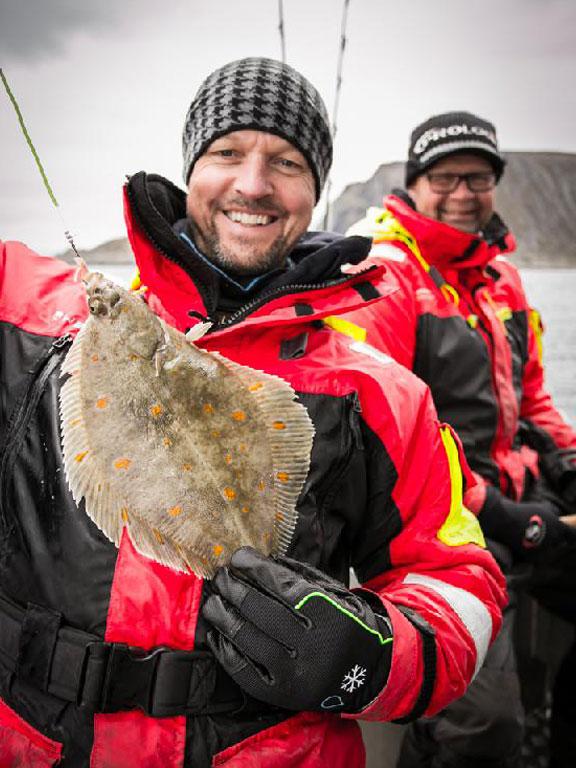 Tiny Plaice Norway Fishing Report