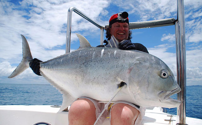amazing GT action in this Sri Lanka Fishing Report