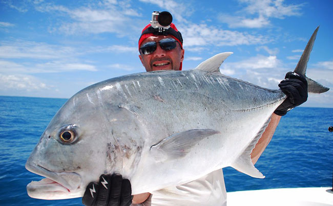 Sri Lanka Fishing Report of an amazing big GT