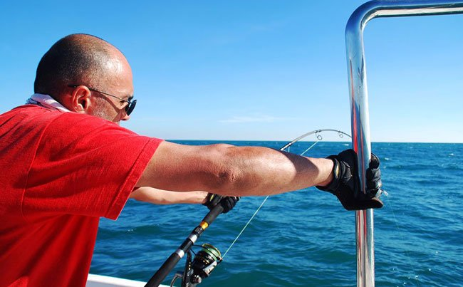 Hold on these GT's fight hard Sri Lanka Fishing Report