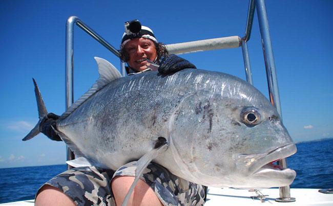Popper fishing in Sri Lanka Fishing Report